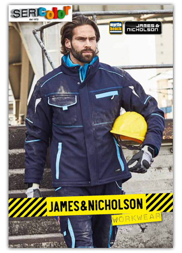 James & Nicholson Workwear